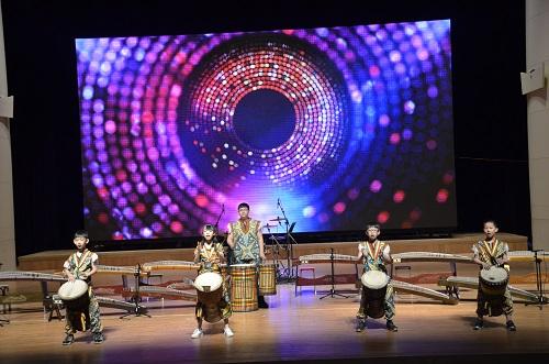 非洲鼓——《曼丁古乐金字塔》