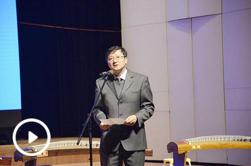 中国网总编辑王晓辉致辞