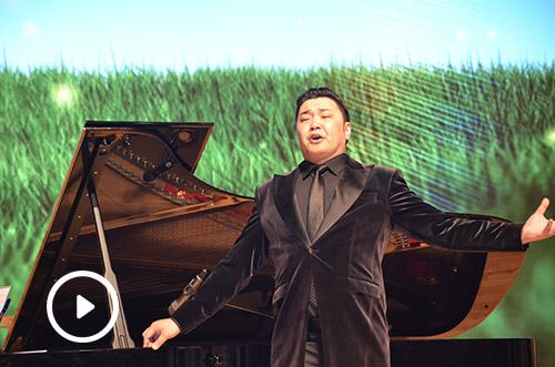 民歌——《蒙古大草原》
