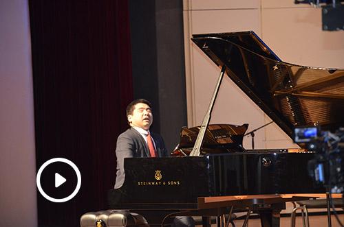 钢琴演奏——《克罗地亚狂想曲》