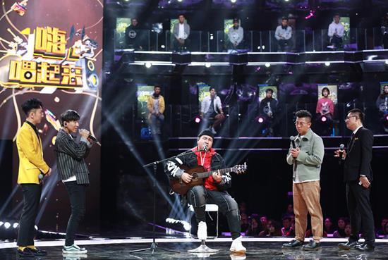 《嗨唱起来》羽泉与他翻唱的王菲经典金曲霸屏酷狗音乐