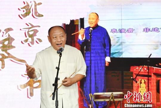 """北京58所学校1500名学生及家长学习""""非遗""""技艺"""
