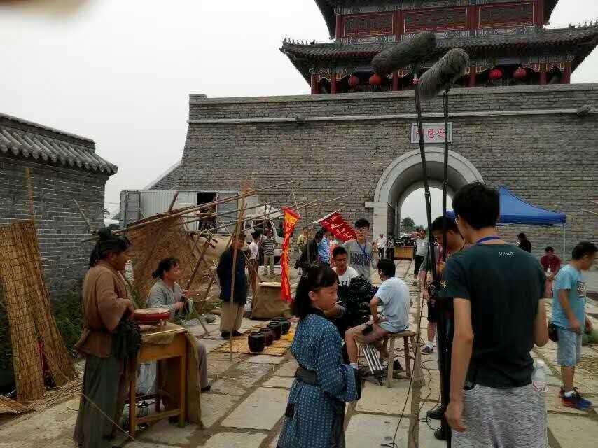 山东无棣古城十一黄金周古韵大戏上演 (5).jpg