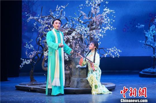 袅袅越声复回归浙江绍兴将迎第四届中国越剧艺术节