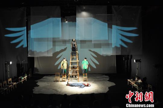 """儿童戏剧节专设""""中日韩交流板块""""体味东亚文化"""