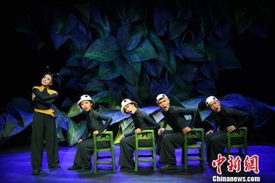 儿艺推出首部亲子音乐剧《小蝴蝶的妈妈在哪里?》暖意满满