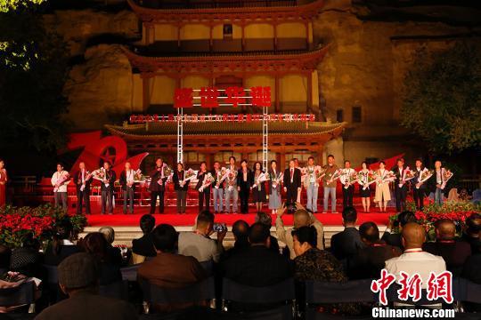 讲好敦煌故事 传递中国声音