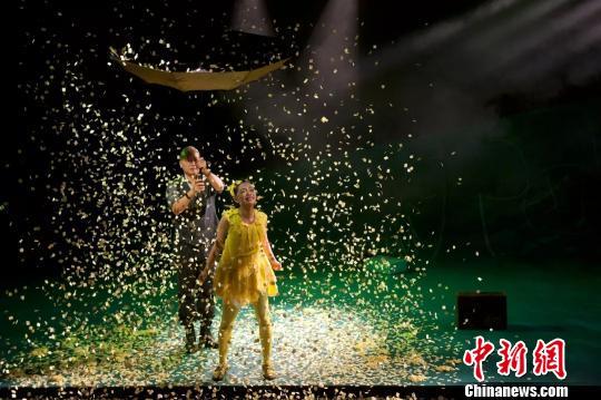 中国现实题材儿童剧首次收获国际奖项