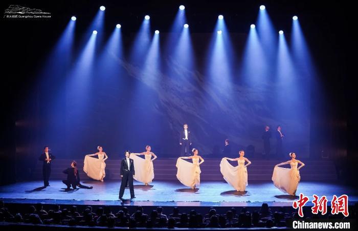日本宝冢歌剧团OG的剧照。主办方供图