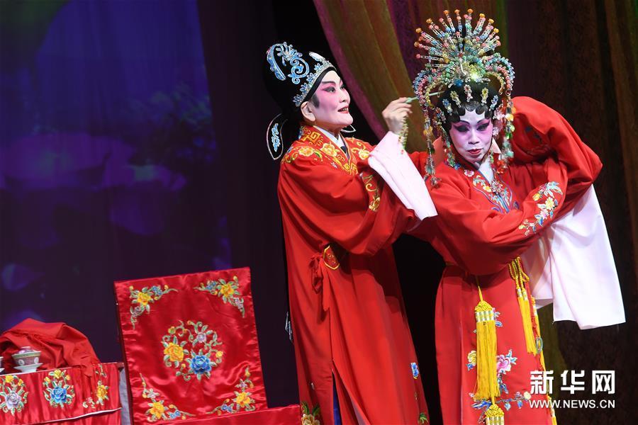 新加坡:《狮城粤剧曲艺迎春展缤纷》精彩上演