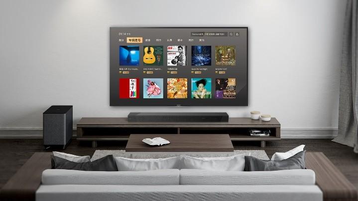 索尼精选Hi-Res音乐正式推出TV客户端