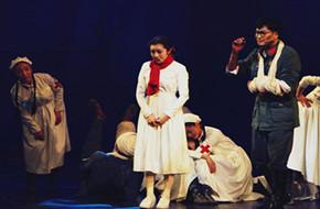 音樂劇《我是川軍》成都成功首演 感染力強