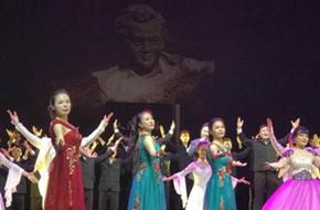 '金東驕子-時代歌者'施光南音樂主題晚會在婺舉行